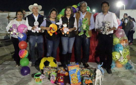 """""""Yo Soy Como Tú"""" A. C. Y el DIF Municipal Jugueton 2019"""