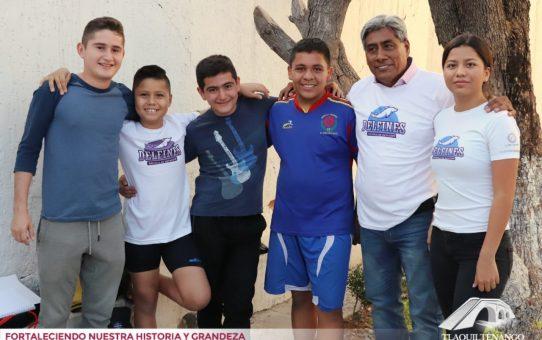 Inauguración y Curso de Natación 2019
