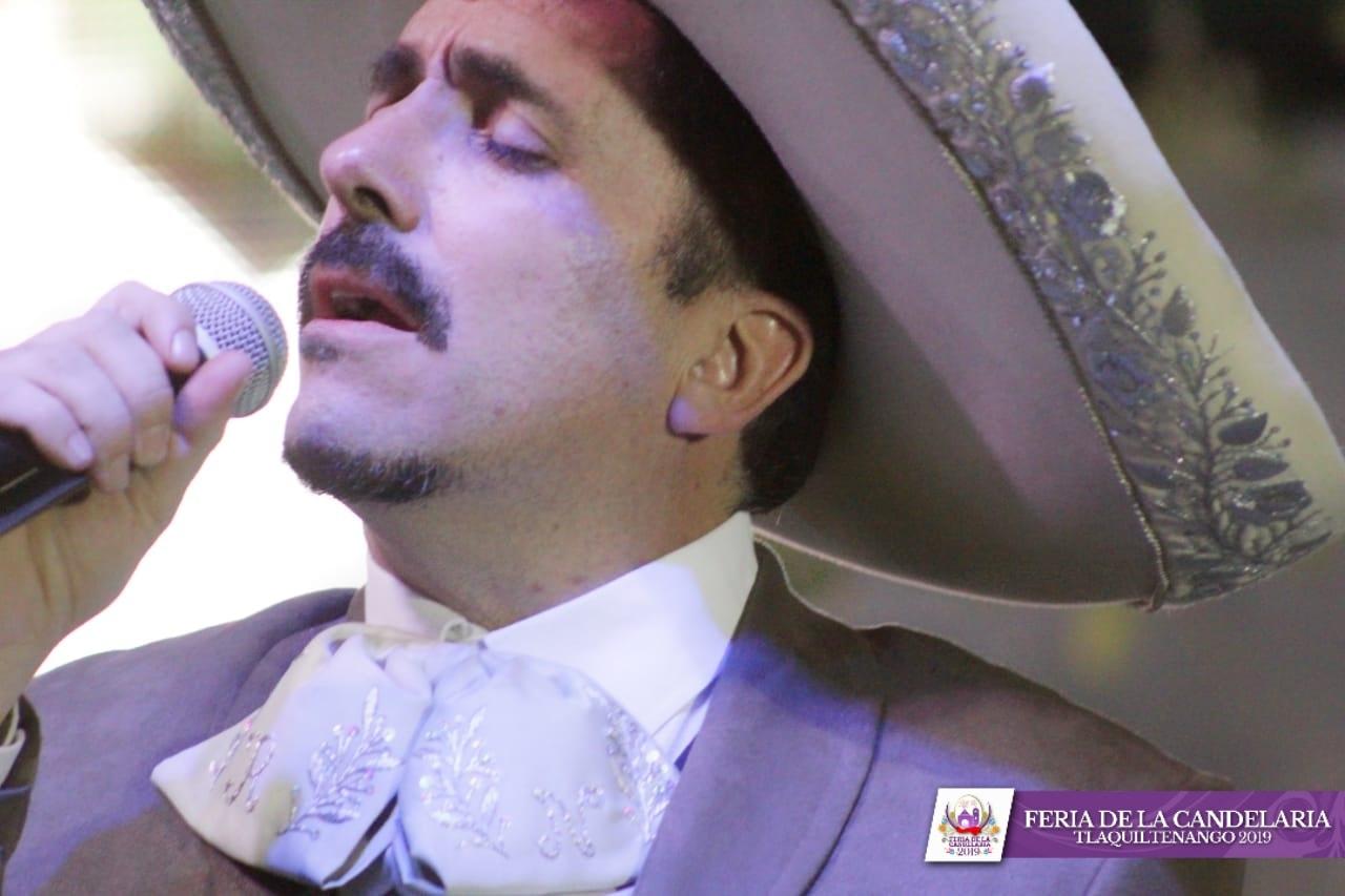 Presentación Rafael Jorge Negrete en Teatro del Pueblo