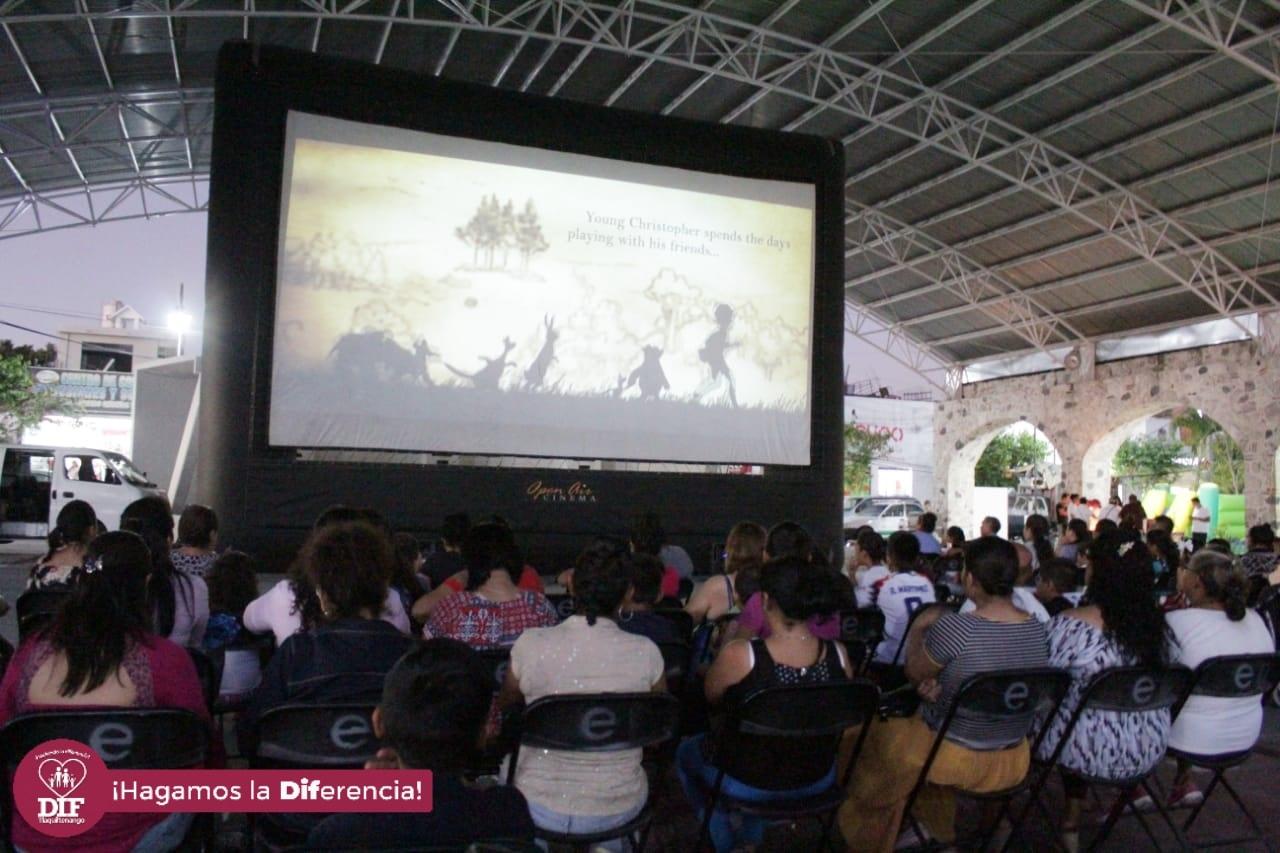 Carreta Cine Móvil