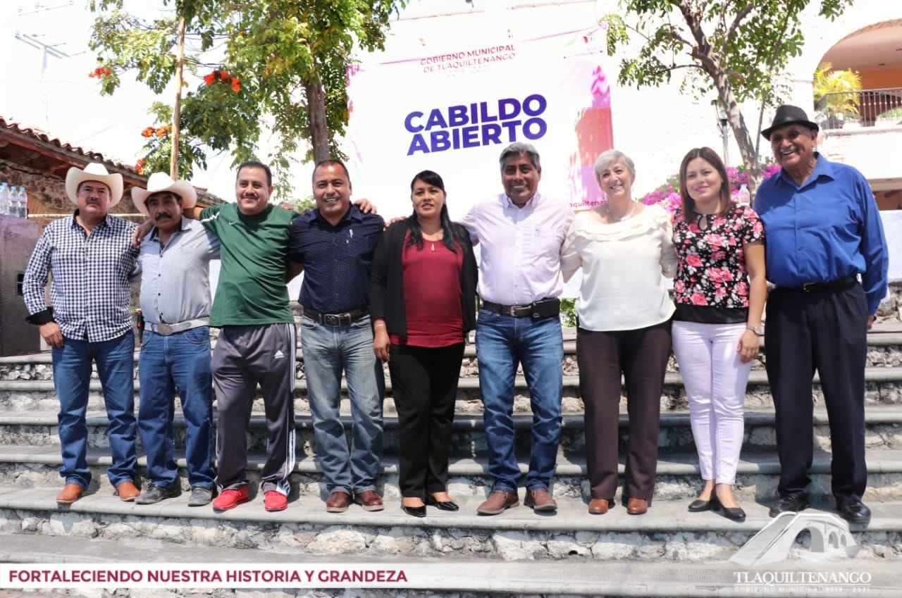Primera Sesión de Cabildo Abierto
