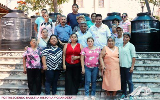 Entrega de Apoyos de Programas Sociales