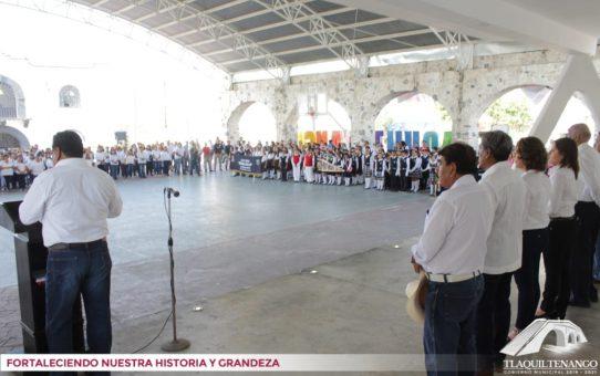 213 Aniversario del Natalicio de Don Benito Juárez García