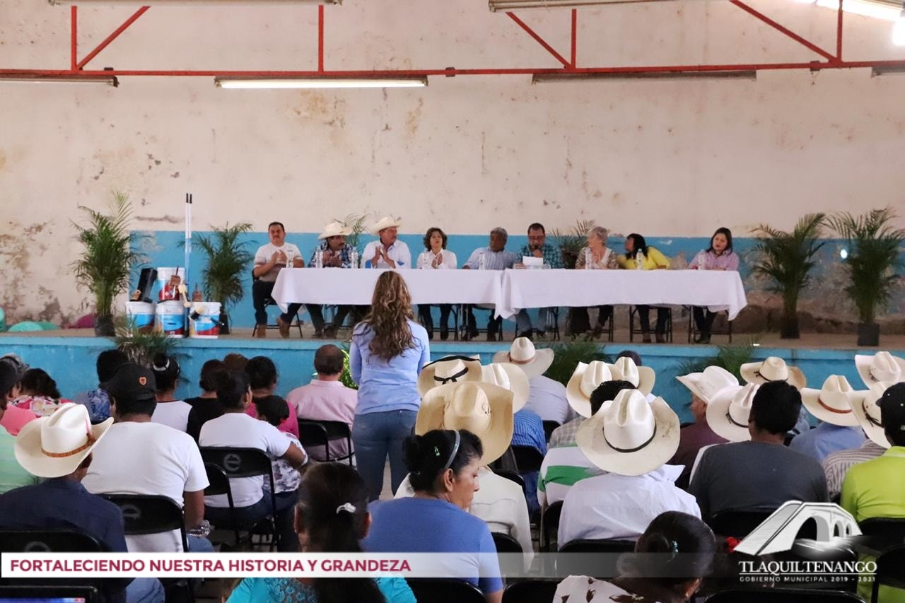 2° Cabildo Abierto en la Comunidad de Huautla