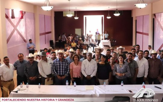 Entrega de Constancias de Mayoría a Ayudantes Municipales Electos
