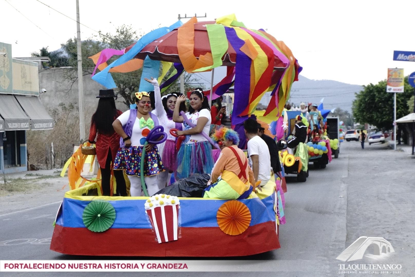 Caravana del Día del Niño