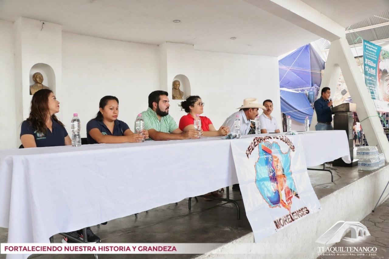 "Programa "" Corazón de Plata, Uniendo Familias Morelenses"