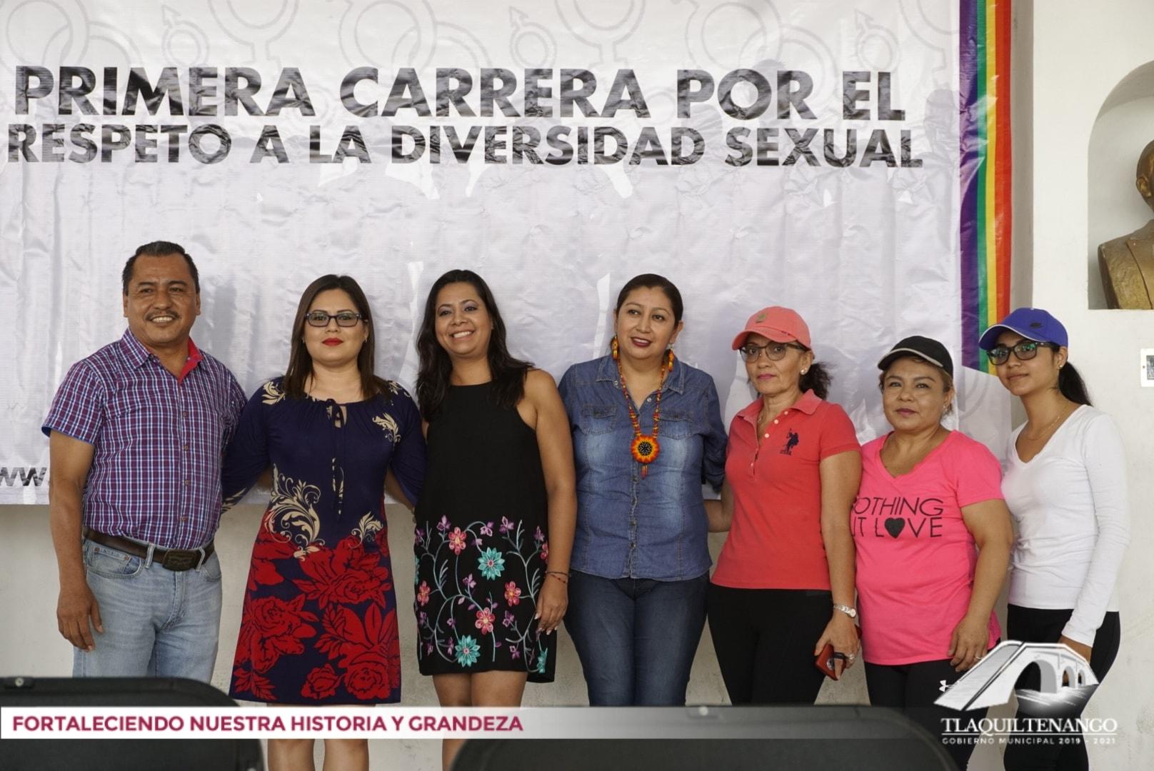 Carrrera por el Respeto a la Diversidad Sexual