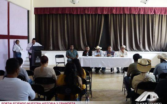 Segunda Asamblea Plenaria del Comité de Planeación Municipal