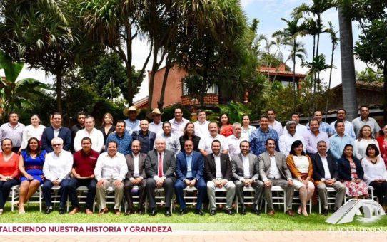 Instalación de la Red de Municipios por la Salud