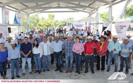 Cuarta Sesión de Cabildo Abierto en la Comunidad de San José de Pala