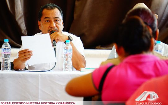 Tercera Asamblea Plenaria del Comité de Planeación Municipal (COPLADEMUN)