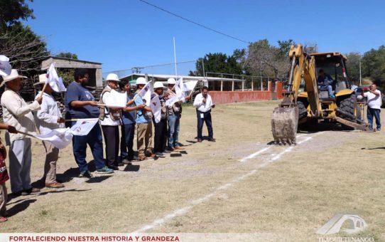 Arranque de Obra de Infraestructura Básica en Santiopa y Xochipala