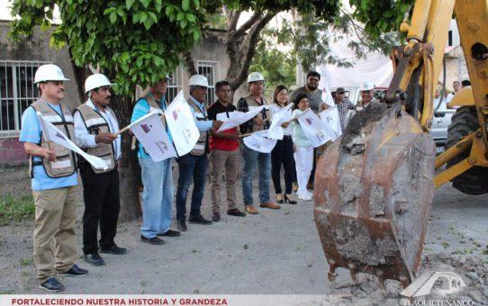 Arranque y Entrega de Obras de Infraestructura Básica en Tlaquiltenango