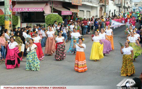 Desfile Deportivo CIX Aniversario de la Revolución Mexicana