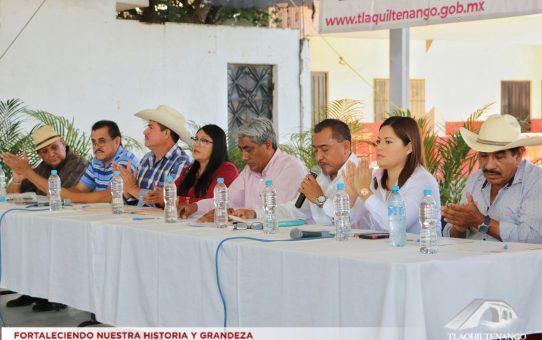 Quinta Sesión de Cabildo Abierto en la Col. Gabriel Tepepa