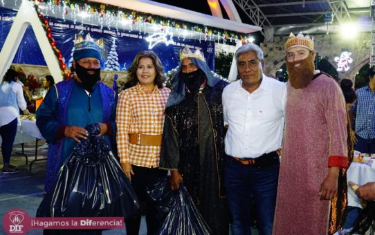Gran Festival de Día de Reyes Magos en Tlaquiltenango