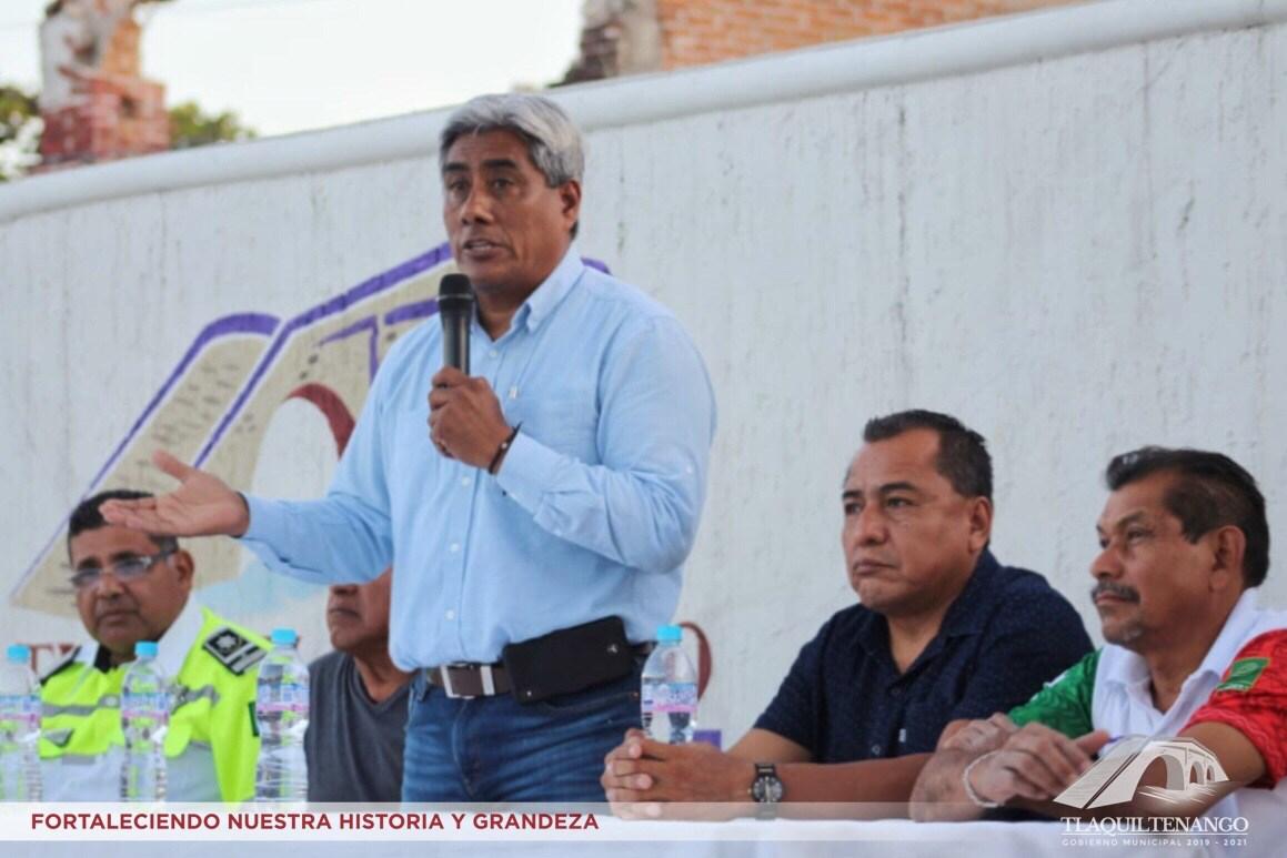 Alcalde De Tlaquiltenango Inauguró El Curso De Natación Para Niños, Jóvenes Y Adultos