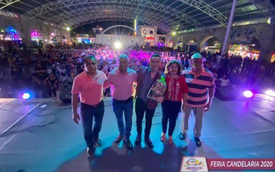 Gran Cierre Del Teatro Del Pueblo De La Feria De La Candelaria, Tlaquiltenango 2020