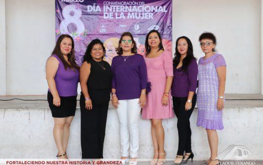 Conmemoración Del Día Internacional De La Mujer En Tlaquiltenango