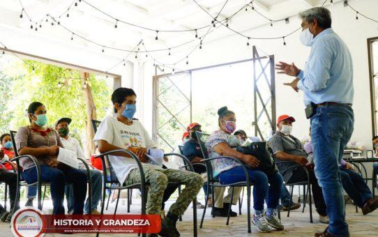 Capacitan a Trabajadores de Balnearios en Materia de Sanidad en Tlaquiltenango