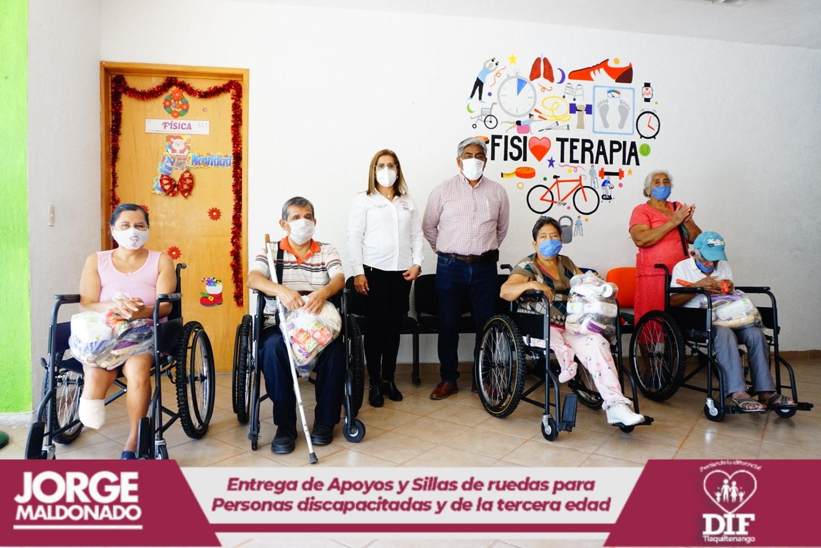 Conmemoración del Dia Internacional de las Personas con Discapacidad